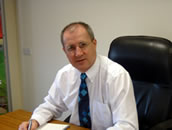 Mark Davies joined the company and 6 years later t...